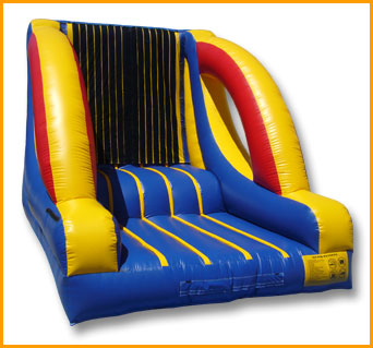 12' Inflatable Velcro Wall