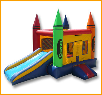 2 In 1 Mini Crayon Jumper Combo C039 Ultimate Jumpers