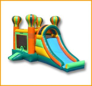 3 in 1 Adventure Combo Bouncer