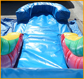 3 in 1 Birthday Cake Bouncer Slide Combo
