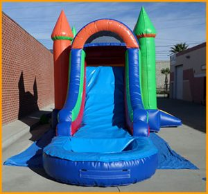 3 in 1 Wet Dry Multicolor Castle Module Combo