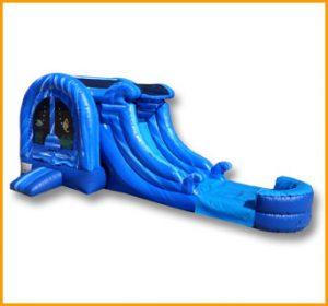 3 in 1 Wet Dry Wave Slide Combo