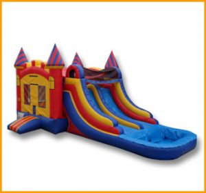 3 in 1 Wet/Dry Double Slide Combo