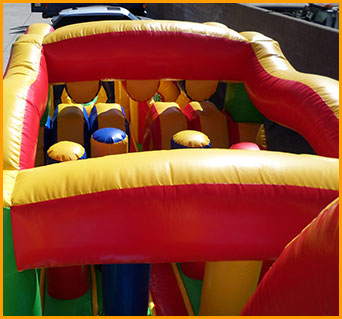 52' Obstacle Course