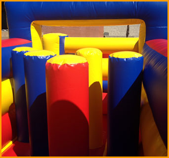 61' Sports Obstacle Course