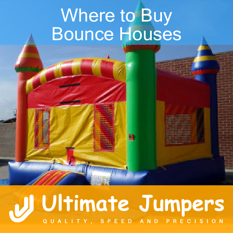 Where to Buy Bounce Houses