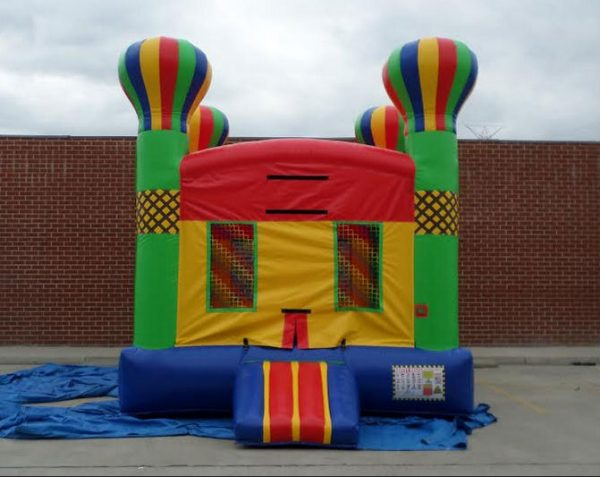 Adventure Balloon Inflatable Jumper