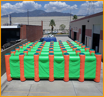 The Amazing Maze Inflatable