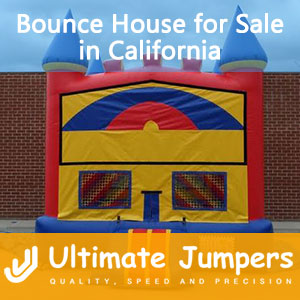 Bounce House for Sale in California