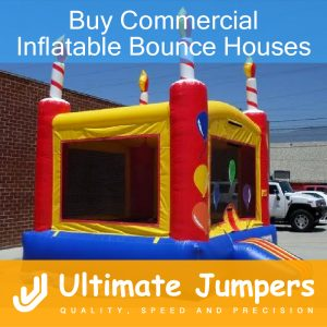 Buy Commercial Inflatable Bounce Houses