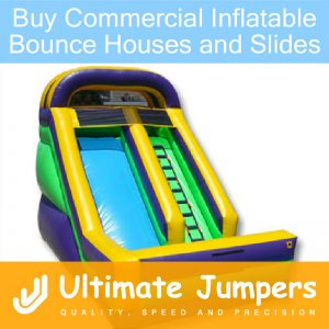 Buy Commercial Inflatable Bounce Houses and Slides