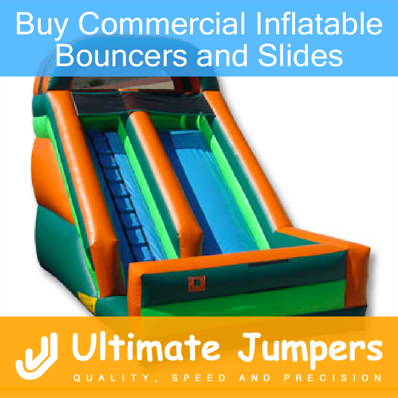 Buy Commercial Inflatable Bouncers and Slides