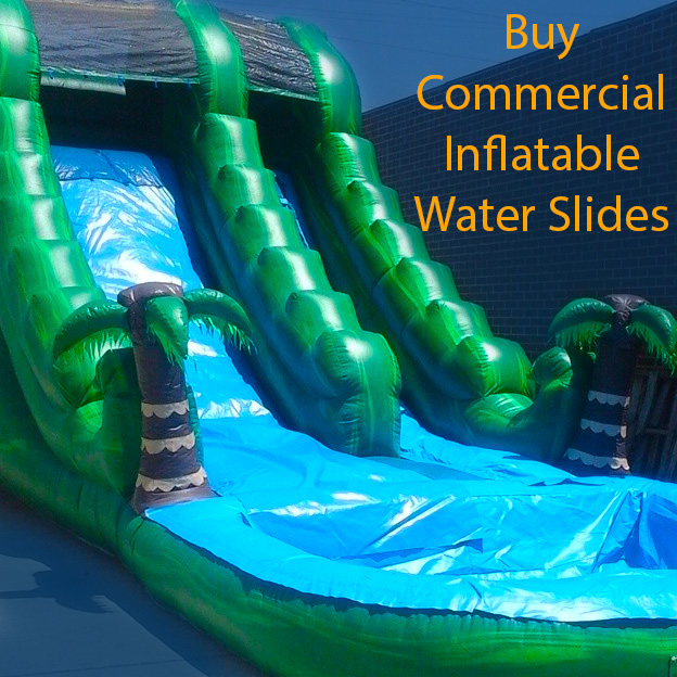 Buy Commercial Inflatable Water Slides
