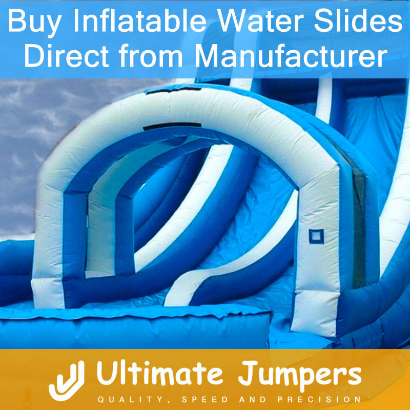 Buy Inflatable Water Slides Direct from Manufacturer