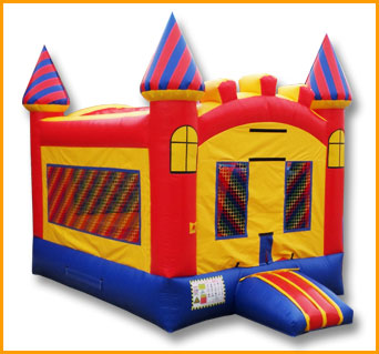 Castle Bounce House Jumper