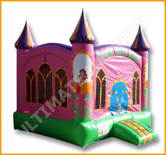 Enchanted Castle Bouncer