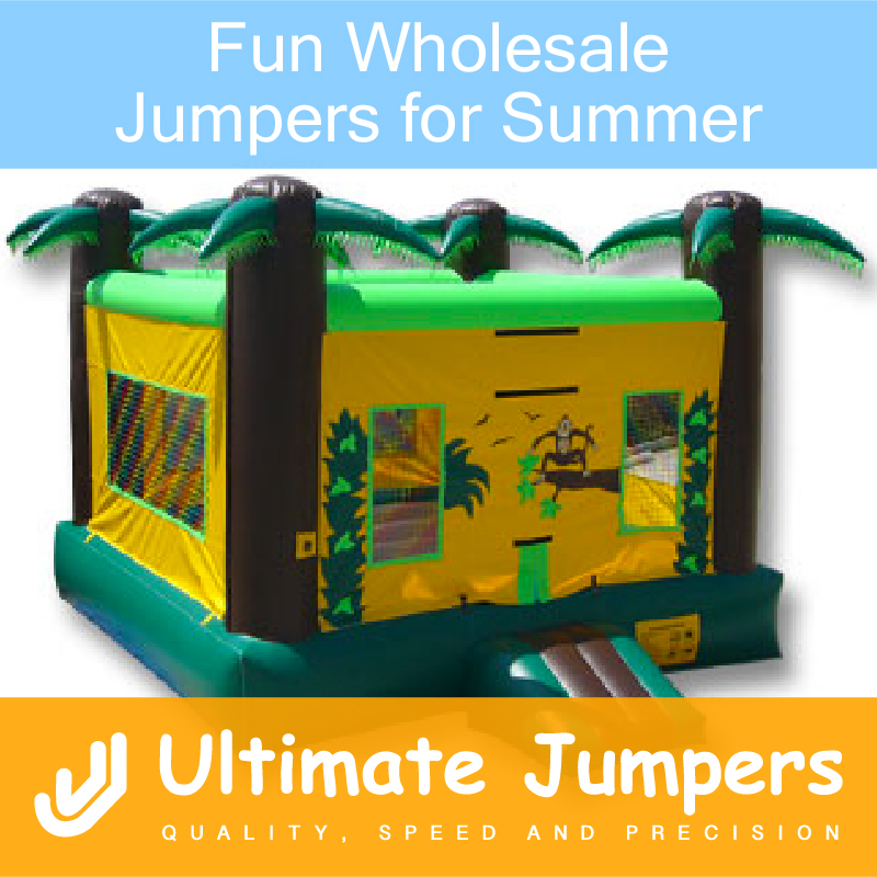 Fun Wholesale Jumpers for Summer