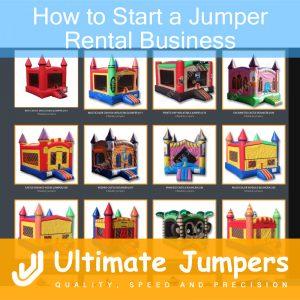 How to Start a Jumper Rental Business