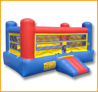 Indoor Jumping Arena