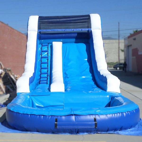 Inflatable 14 Feet Front Load Water Slide W115