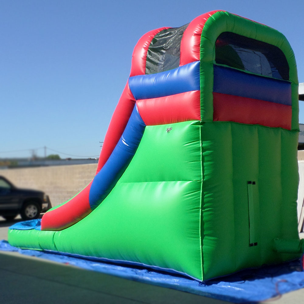 Inflatable 14 Foot Front Load Water Slide W116 Ultimate