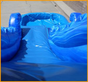 Inflatable 16' Front Load Water Slide