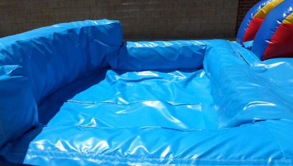 Inflatable 20' Single Lane Water Slide