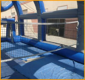 Inflatable 3 in 1 Sports Cage