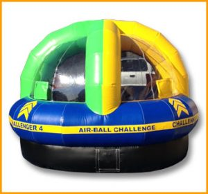 Inflatable Air Ball Challenge