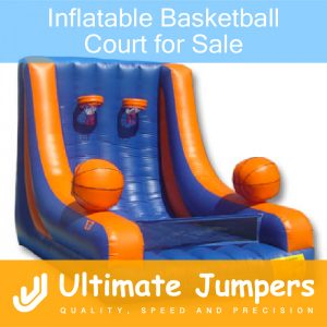 Inflatable Basketball Court for Sale