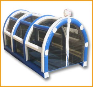 Inflatable Batting Cage