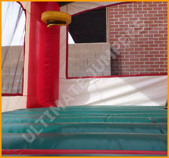 Inflatable Bounce Farm Combo