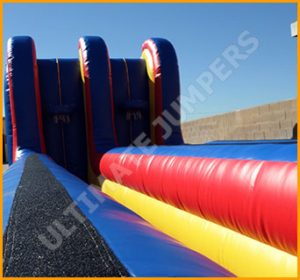 Inflatable Bungee Basketball Combo
