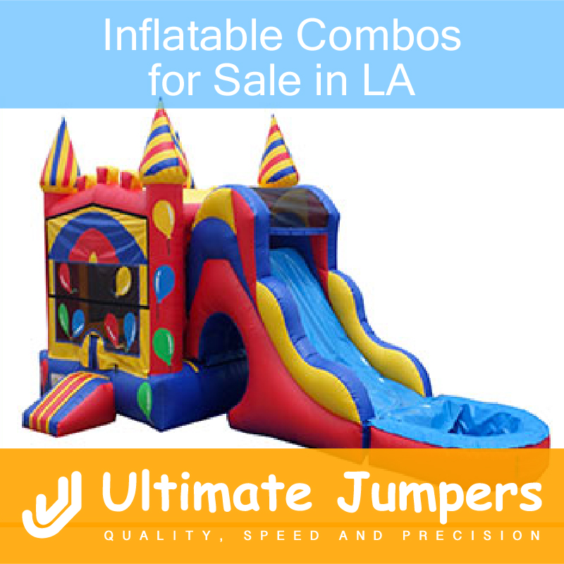 Inflatable Combos for Sale in LA