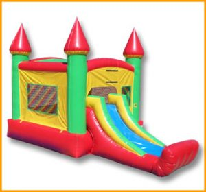 Inflatable Compact Castle Combo