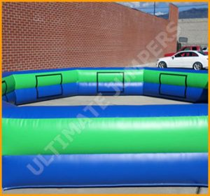 Inflatable Gaga Court