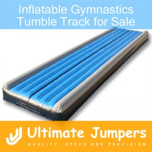 Inflatable Gymnastics Tumble Track for Sale