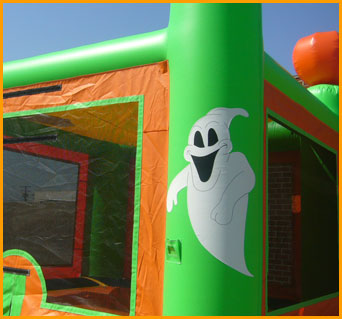 Inflatable Halloween Jumper