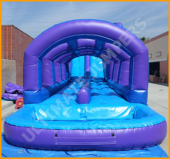 Inflatable Hawaiian Breeze Water Slide