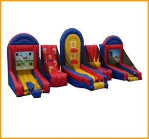Inflatable Indoor Carnival Extravaganza