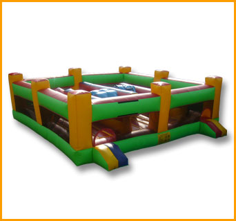 Inflatable Indoor Units