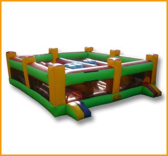 Inflatable Indoor Units
