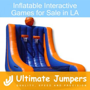 Inflatable Interactive Games for Sale in LA