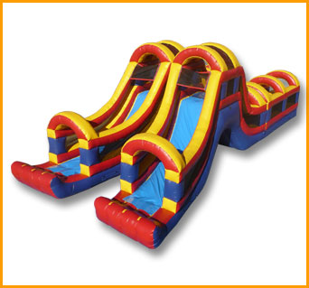 Inflatable Obstacles