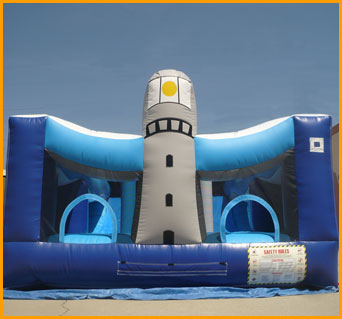 Inflatable Ocean Lighthouse