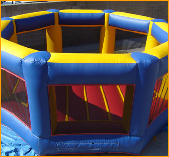 Inflatable Octagon Ring