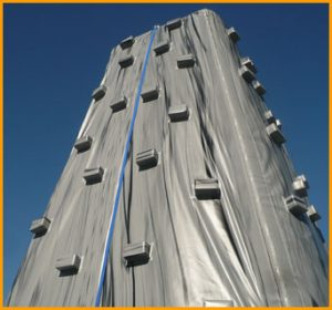 Inflatable Rock Climber Wall