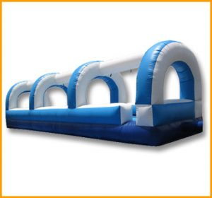 Inflatable Single Lane Slip N Slide