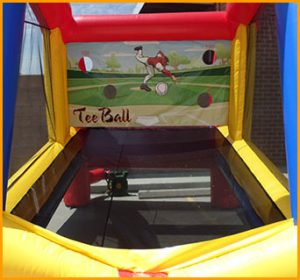Inflatable TeeBall