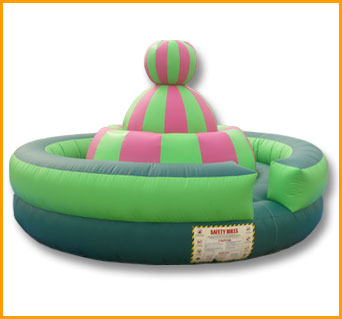Inflatable Toddler Climb